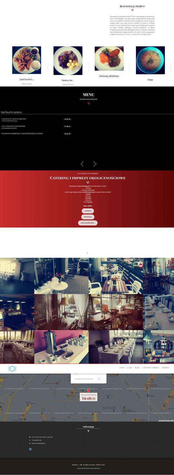 Pauron Studios for Restaurants